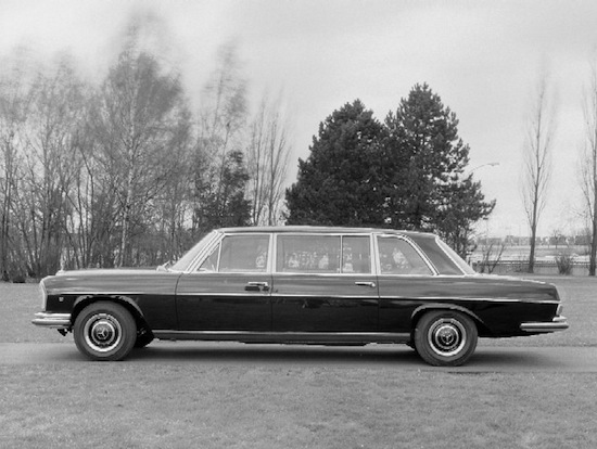 1967: Mercedes-Benz 300 SEL