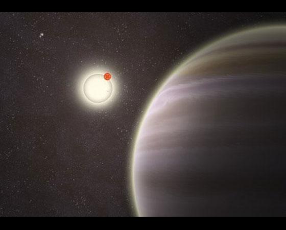 Em outubro de 2012, cientistas descobriram um planeta com quatro sóis. É a primeira vez que essa quantidade é encontrada. E o mais legal: ele foi descoberto por um grupo de voluntários usando o site Planet Hunters.