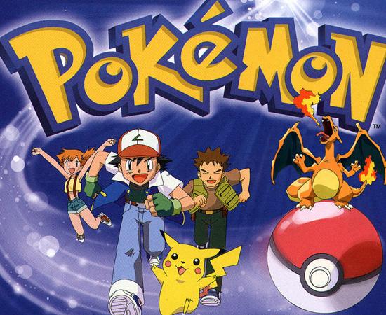 Pokémon (1997) é um anime sobre treinadores de monstros que duelavam entre si. Os monstros eram guardados em pequenas esferas, chamadas de pokebolas.