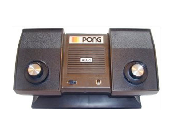 Pong (Atari) - 1976