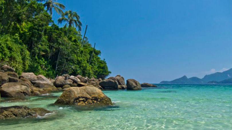 2 - Praia Lopes Mendes