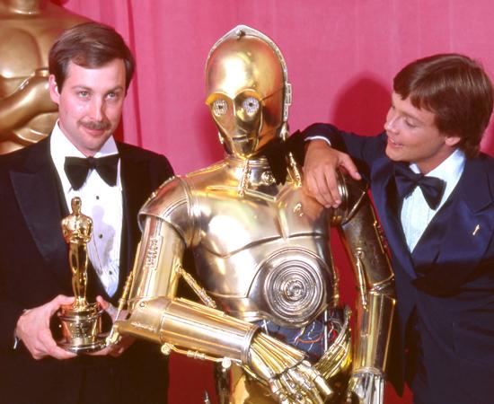 PRÊMIOS - A saga 'Star Wars' obteve 25 indicações ao Oscar e conquistou 10 estatuetas, incluindo as de Melhor Figurino, Melhores Efeitos Visuais e Melhor Trilha Sonora.