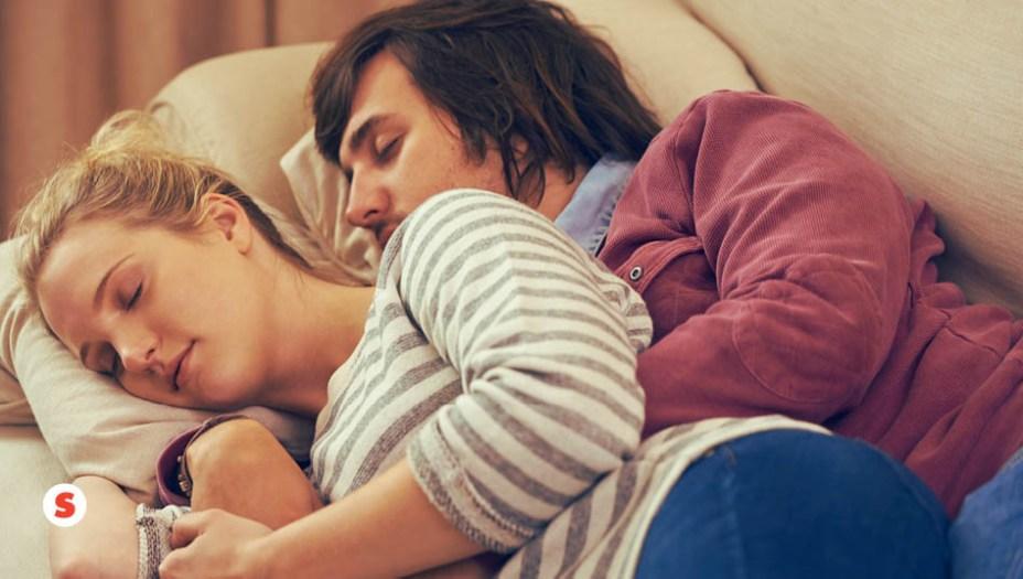 Dormidor de conchinha profissional