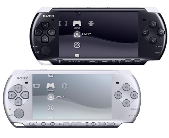 PSP (Sony) - 2004