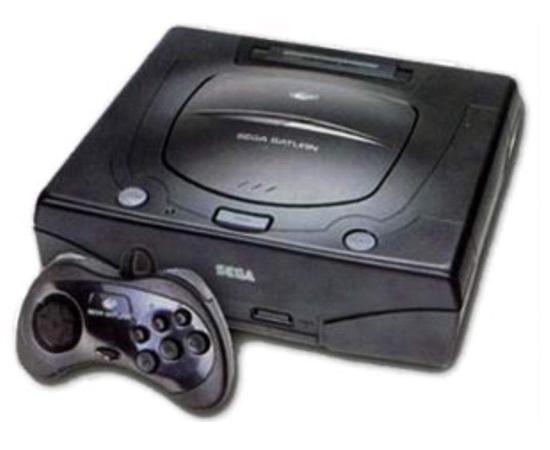 Saturn (Sega) - 1994