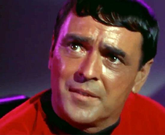 'Eu não posso mudar as leis da Física. Preciso de trinta minutos.' - Scott Montgomery, o engenheiro da Enterprise.