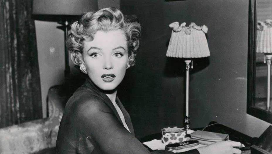 Marilyn Monroe, <em>atriz</em>