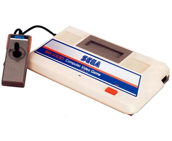 SG-1000 (Sega) - 1983