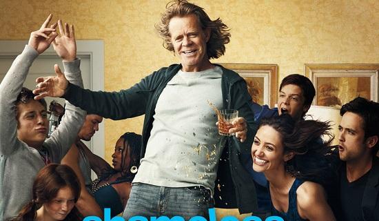 A série de TV <i>Shameless</i> é uma comédia dramática que conta a história da família Gallagher. Enquanto o pai passa a maior parte do tempo bêbado, cabe aos seis filhos dele tomarem conta das coisas.