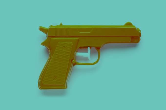 Só neste ano, bebês já atiraram em 23 pessoas nos EUA