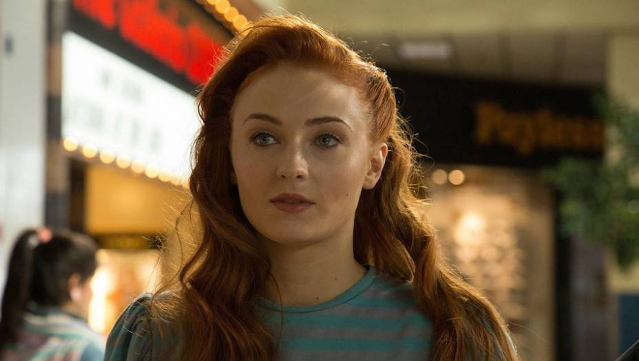 Sophie Turner - Jean Grey | X-Men: Apocalipse (2016)