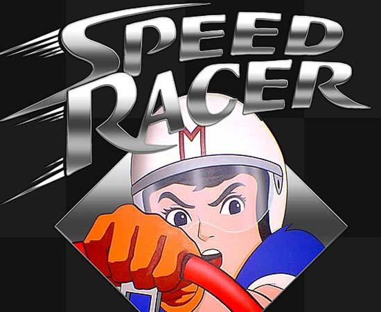 Speed Racer (1967) é um anime que mostra a história de um jovem corredor.