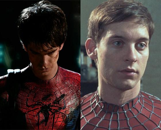 Falando em Tobey, você se lembra bem do Peter Parker de 10 anos atrás? Ele era um nerd apaixonado que começa a lutar contra o crime depois que seu tio morre. O novo é igualzinho. A diferença é que este nerd tem smartphone, anda de skate e usa lentes de contato.