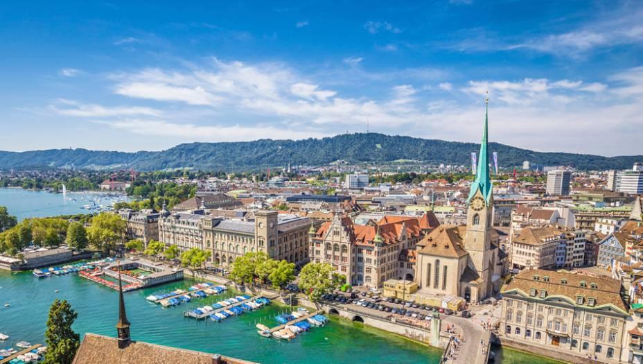 7. Suíça