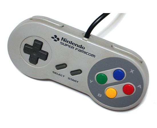 Super Nintendo (Nintendo) - 1990