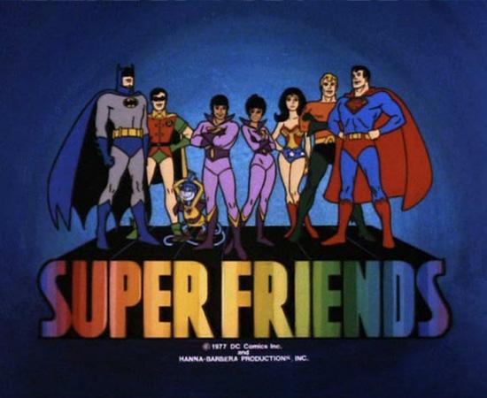 Superamigos (1973) é um desenho animado que conta a saga dos maiores heróis do universo, unidos para combater o mal.