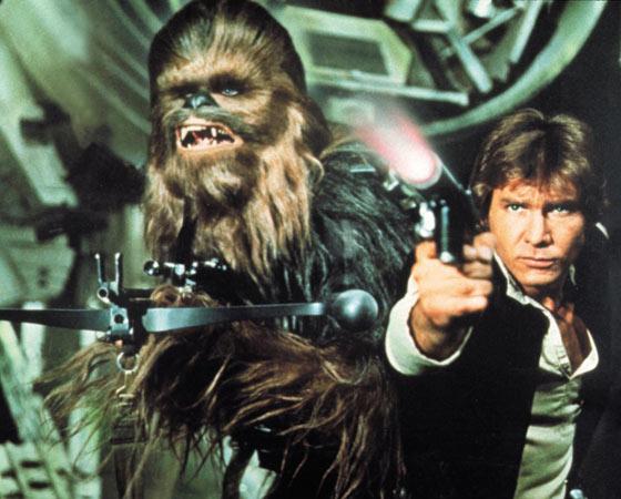´Ótimo, garoto. Não fique arrogante´ - Han Solo