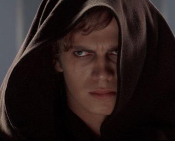 ´O medo leva à raiva, a raiva leva ao ódio, o ódio leva ao sofrimento. Eu sinto muito medo em você´ - Yoda
