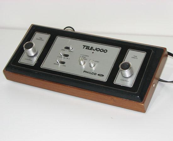 Telejogo (Philco) - 1977