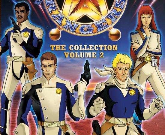 The Galaxy Ranger (1986) é uma série animada que conta a história dos Cavaleiros da Galáxia - defensores da paz.