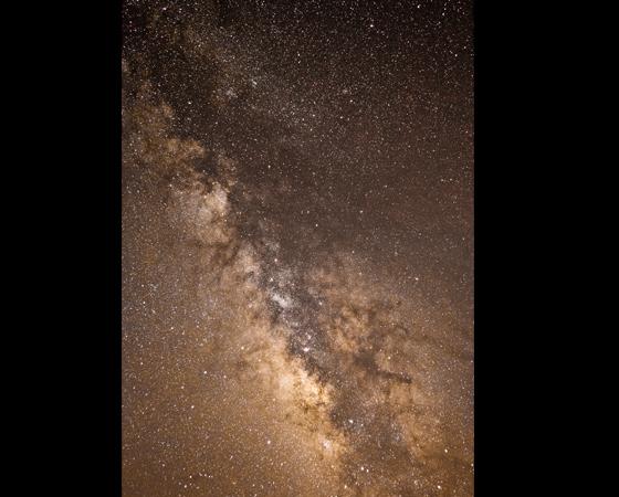 Com apenas 14 anos, o americano Jacob Marchio foi o ganhador da categoria Jovem Fotógrafo de Astronomia.
