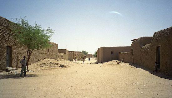 Onde: Timbuktu, Mali