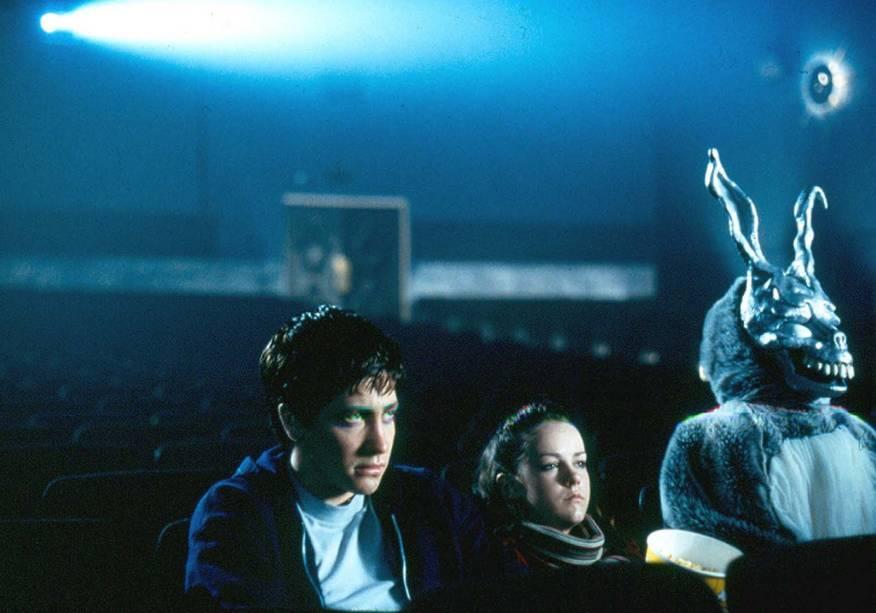 E o<em> hors concours</em>dos filmes desconcertantes de viagemno tempo é... <em>Donnie Darko</em>!