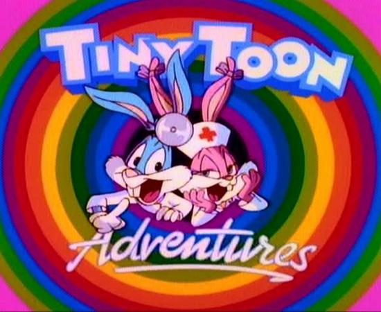 Tiny Toon (1990) é um desenho animado que conta a história de vários personagens, estudantes da Acme Looniversity.