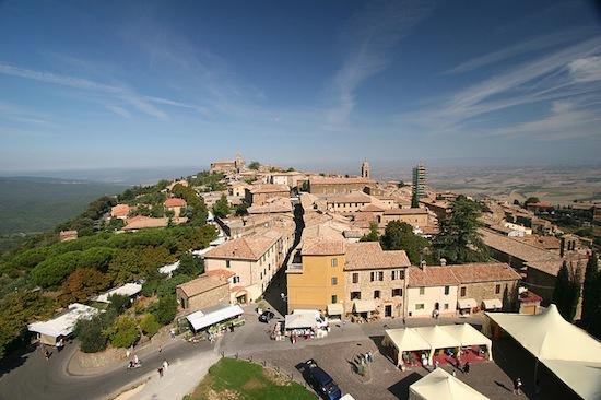TOSCANA, ITÁLIA - Foi nessa região da Itália que Galileu Galilei fez suas primeiras descobertas sobre o céu e dos movimentos dos corpos celestes. O local continua com excelentes condições para repetir as observações do cientista.