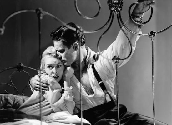 Charlton Heston em <i>A Marca da Maldade</i> (1958)