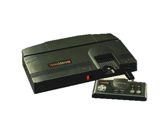 Turbografx 16 (NEC) - 1987