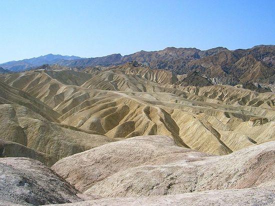 Onde: Vale da Morte, EUA