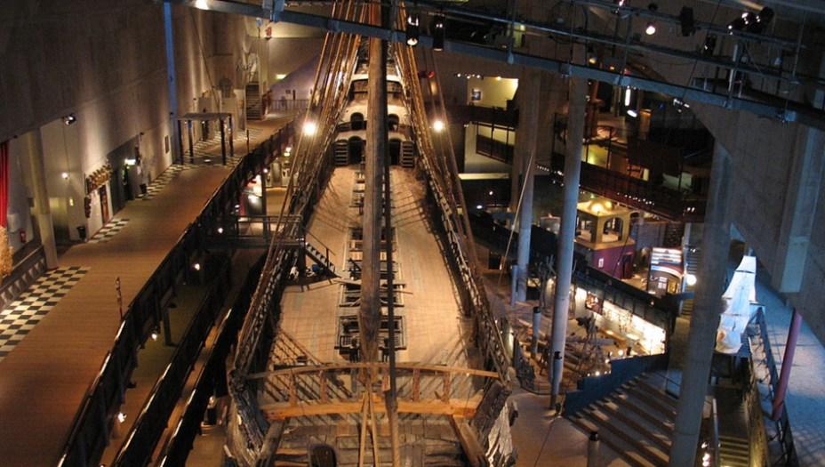 10. Museu Temático do Vasa<br />