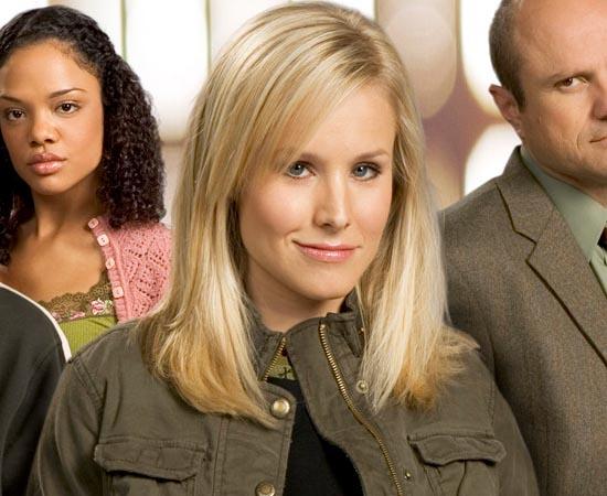Veronica Mars é a personagem principal da série de TV homônima. A jovem espiã investiga os crimes da cidade enquanto leva uma vida dupla como estudante.