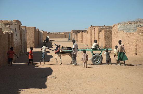 Onde: Wadi Halfa, Sudão