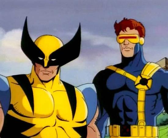 X-Men: The Animated Series (1992) é um desenho animado que conta as histórias dos mutantes acolhidos pelo Professor Xavier.