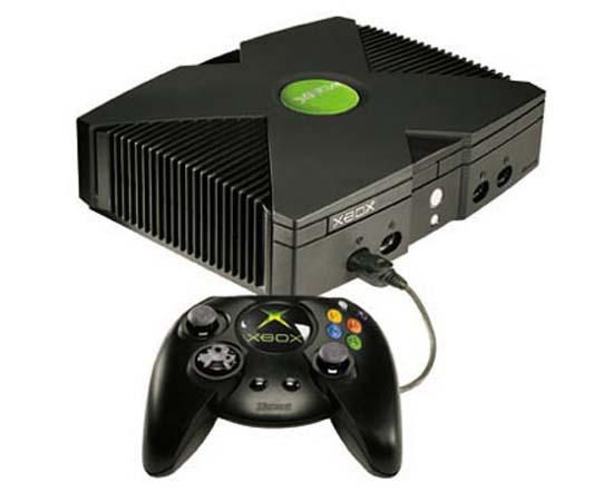 Xbox (Microsoft) - 2001