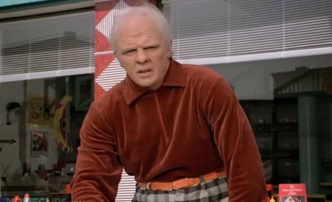 """Ou, como diria Biff, """"Há algo muito familiar em tudo isso"""""""