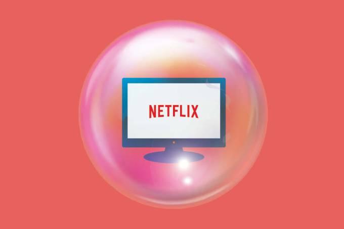 Netflix pode ser uma bolha assista antes de ela estourar