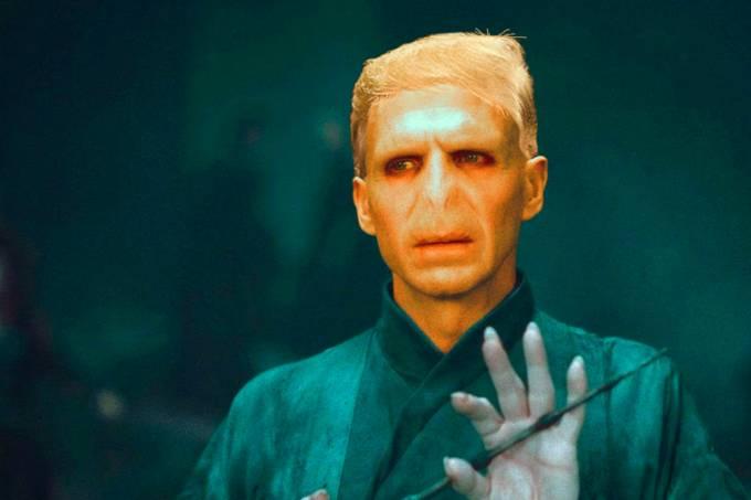 Quem disse isso, Voldemort ou Trump?