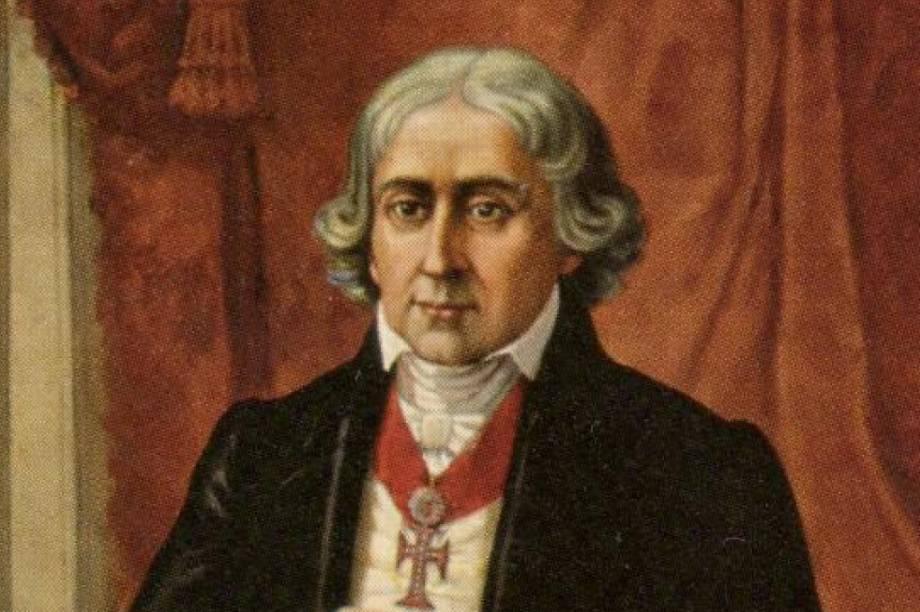 José Bonifácio (1778-1859) – Cientista e político brasileiro, conhecido como Patriarca da Independência