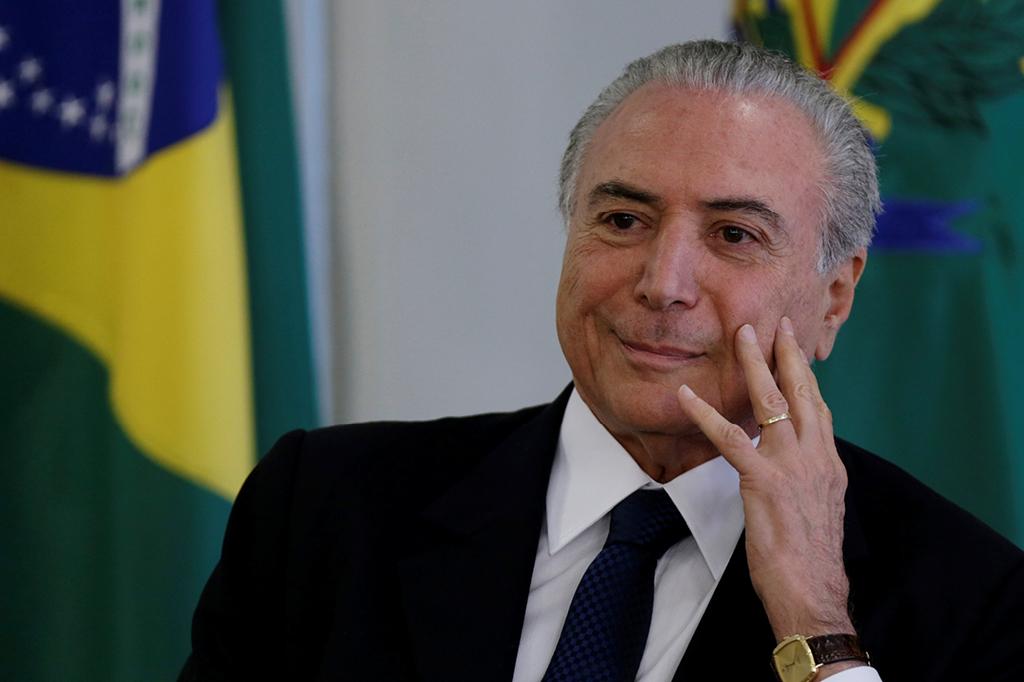 Equilibrio na Política brasileira