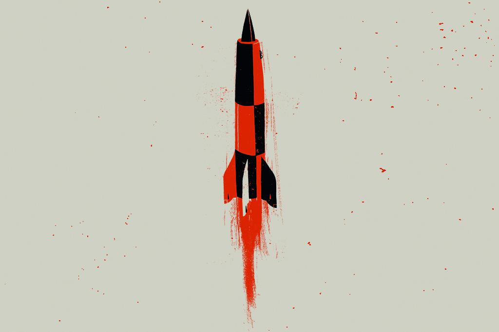 A bomba atômica de Hitler e outras 5 superarmas nazistas: foguete espacial