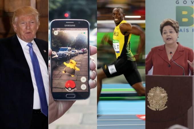Os 10 temas mais comentados no Facebook em 2016