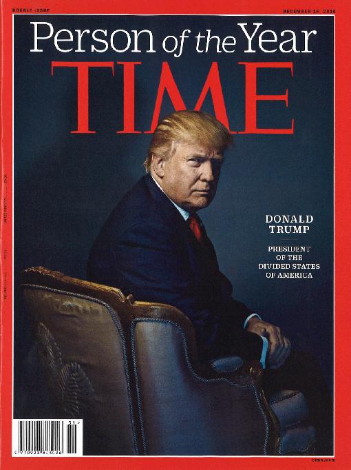 Retrospectiva Melhores Capas Trump