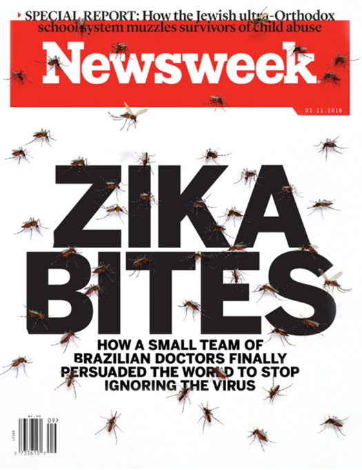 Retrospectiva Melhores Capas Zika