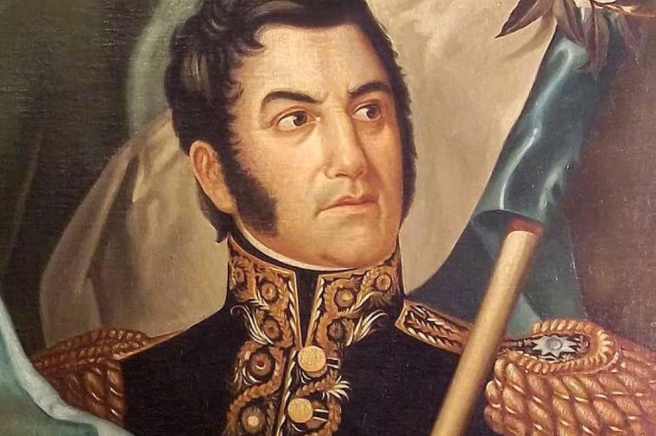 José de San Martín (1778-1859) – General argentino que lutou pela independência do Chile, do Peru e de seu próprio país