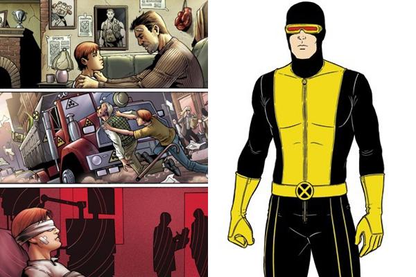 X- Men e Demolidor Season One