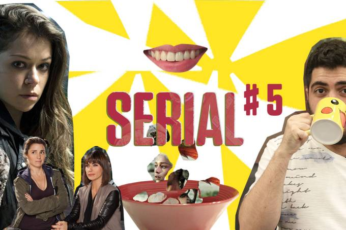 Serial #5 – Maio