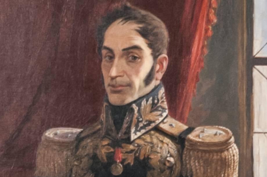 Simón Bolívar (1783-1830) – General venezuelano que lutou pela independência do Peru, da Colômbia, da Bolívia, do Equador e de seu próprio país